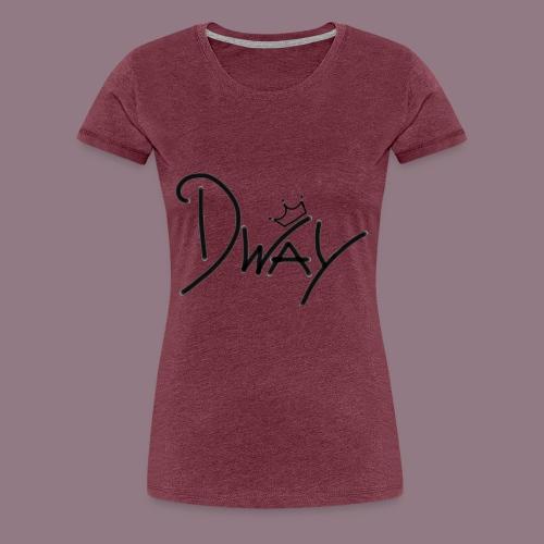 Dway's Surf - T-shirt Premium Femme