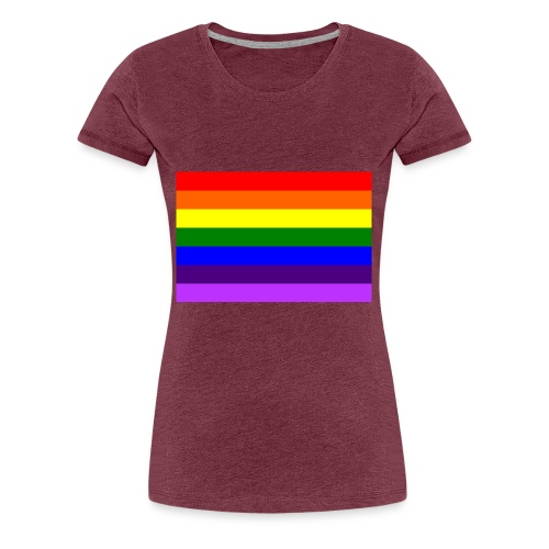 LGBT MUG - Women's Premium T-Shirt