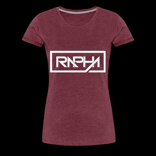 RAPHA LOGO - Frauen Premium T-Shirt
