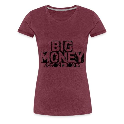 Big Money aaron jones - Maglietta Premium da donna
