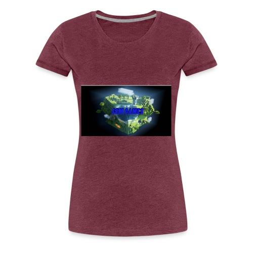 T-shirt SBM games - Vrouwen Premium T-shirt