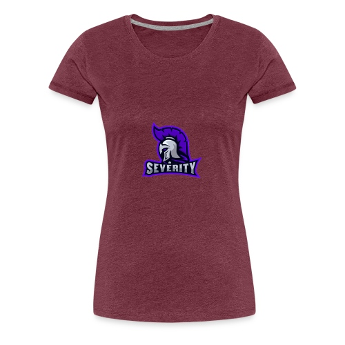 serverityggpnglogo-clothing - Women's Premium T-Shirt