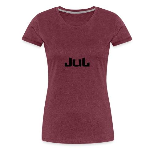 t short jul jul jul 2018 - T-shirt Premium Femme