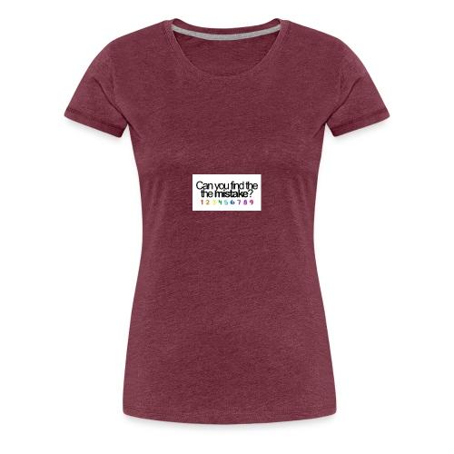 406398_335623323137942_174207815946161_1021158_160 - Premium T-skjorte for kvinner