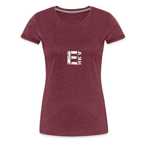 ENKA LOGGA - Premium-T-shirt dam