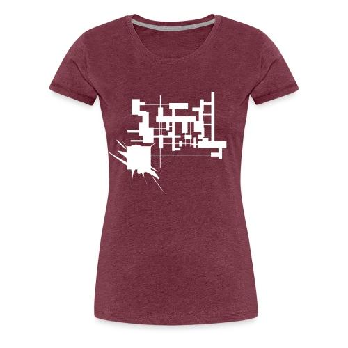 USINE - T-shirt Premium Femme