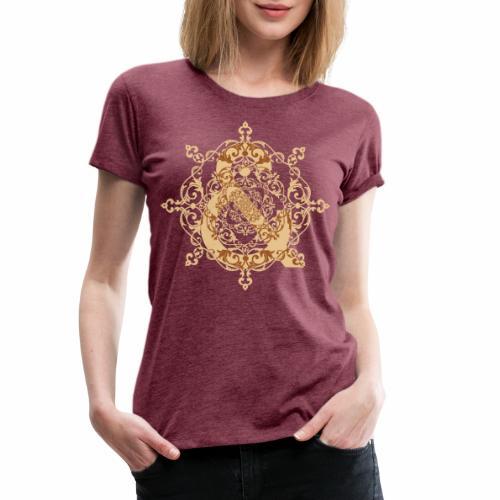 Escudo natural & ... - Camiseta premium mujer