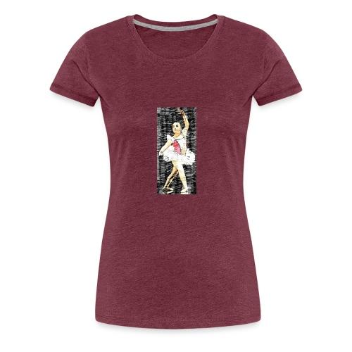 SScart1x - Maglietta Premium da donna