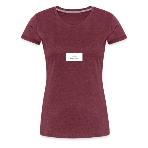 Tg et achète - T-shirt Premium Femme