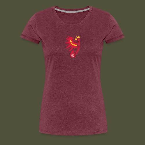 3F_Adler - Frauen Premium T-Shirt