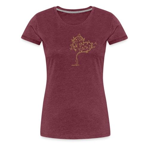 Santosha - Maglietta Premium da donna