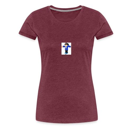 My youtube Speradshrit - Women's Premium T-Shirt