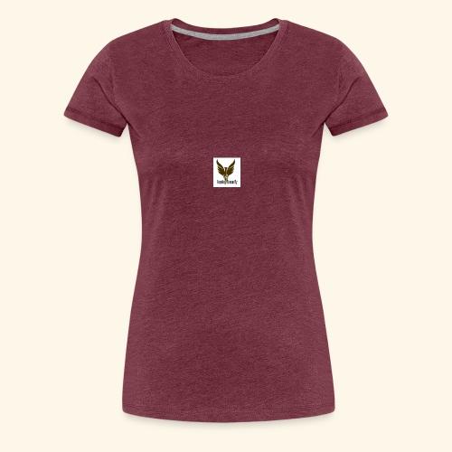 feeniks logo - Naisten premium t-paita