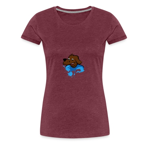 ElliottWoofWoof's Brand New Range - Women's Premium T-Shirt