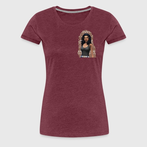 Sabrina - T-shirt Premium Femme