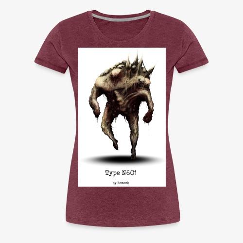 N6C1 - Frauen Premium T-Shirt