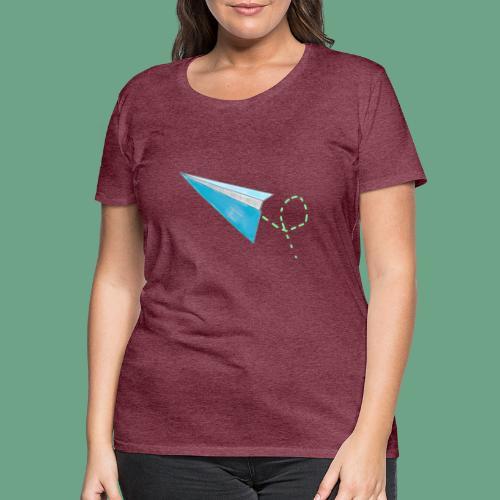 The aircooldown - Frauen Premium T-Shirt
