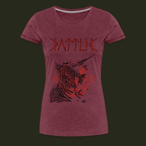 sessesskull - Premium-T-shirt dam