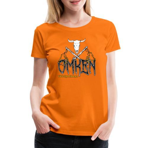Ostfriesland Häuptlinge Omken - Frauen Premium T-Shirt