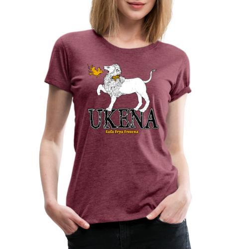 Ostfriesland Häuptlinge Ukena - Frauen Premium T-Shirt