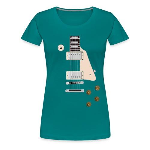 Paula Chrome - Frauen Premium T-Shirt