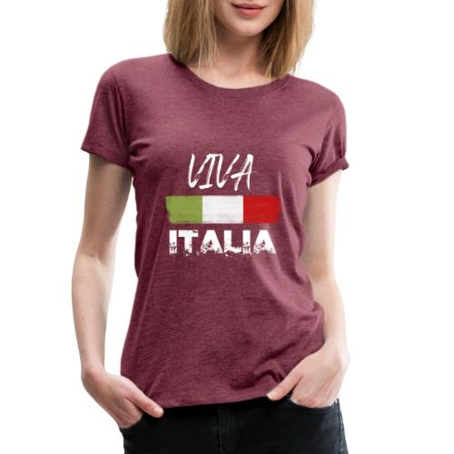 VIVA ITALIA - Women's Premium T-Shirt