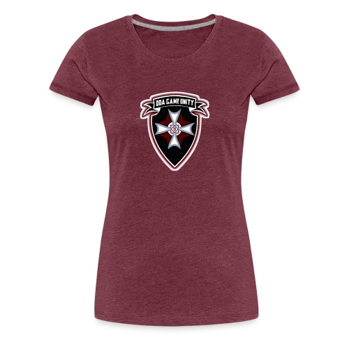 ODA GAME UNITY Logo - T-shirt Premium Femme