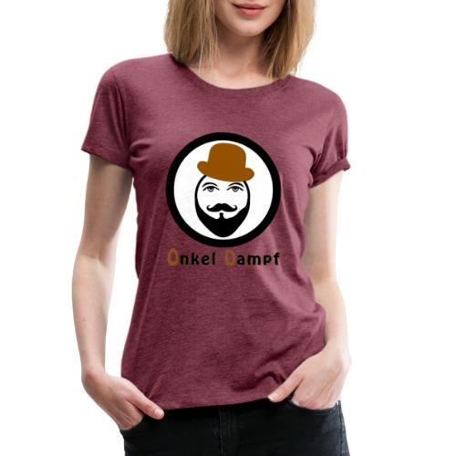onkel dampf handy case - Frauen Premium T-Shirt