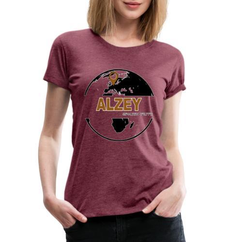 Globus Alzey - Frauen Premium T-Shirt