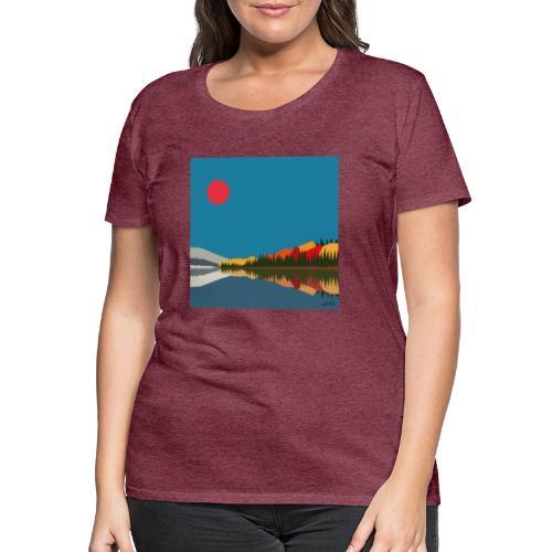 quebec - T-shirt Premium Femme
