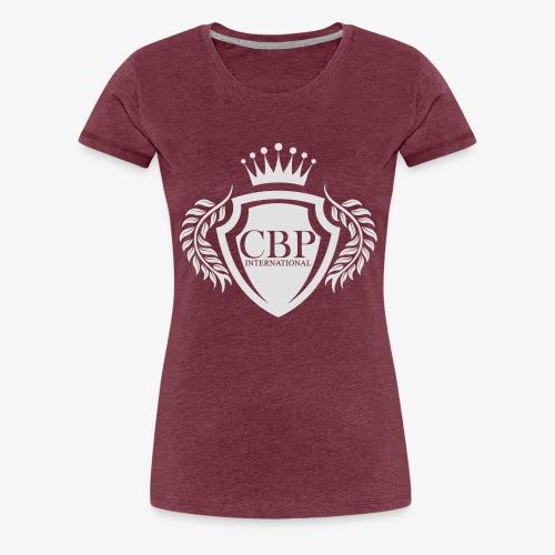 NEW CBP VECTORISED w - T-shirt Premium Femme