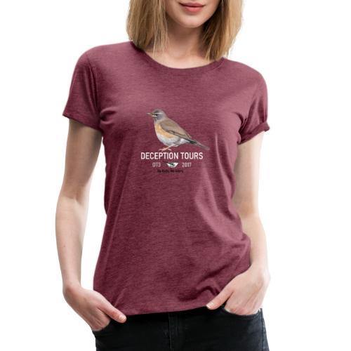 DT Vale Lijster - Vrouwen Premium T-shirt