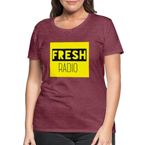 FreshRadio LOGO - Women's Premium T-Shirt