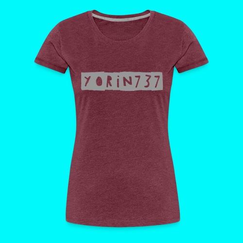 yorin737 pet - Vrouwen Premium T-shirt
