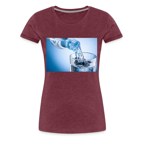 vand - Dame premium T-shirt