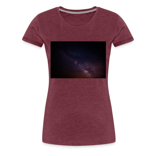 Galaxie - Frauen Premium T-Shirt