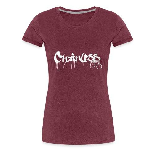 Chainless Records - Camiseta premium mujer