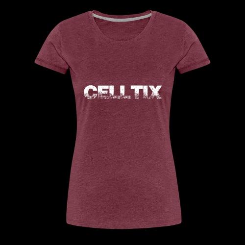Celltix2- Collection - Frauen Premium T-Shirt