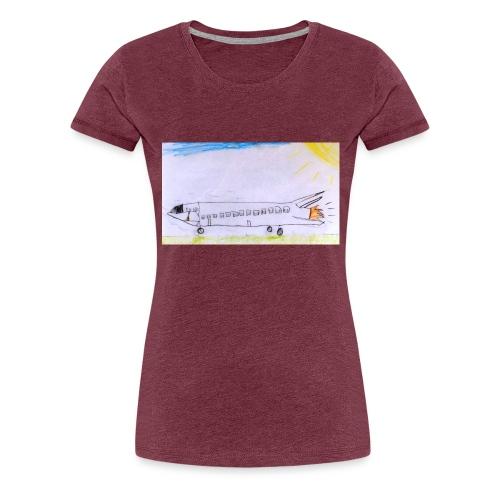 Destination énergie // Body manches longues - T-shirt Premium Femme