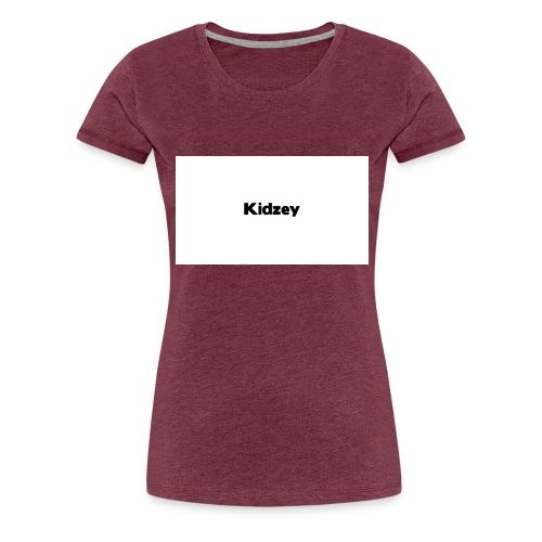 Kidzey Phonecase - Women's Premium T-Shirt
