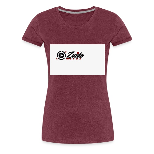 ZUIDE BROS - Women's Premium T-Shirt