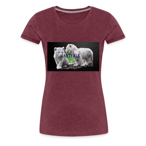 Jatkfalk - Premium-T-shirt dam