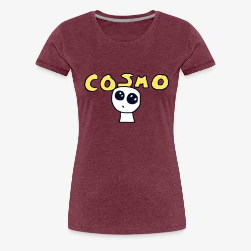 Cosmo - T-shirt Premium Femme