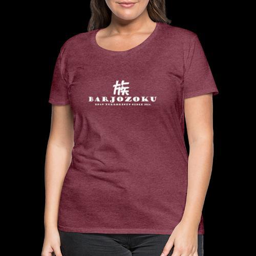 ROAD TERRORISTS 1980 STYLE - T-shirt Premium Femme