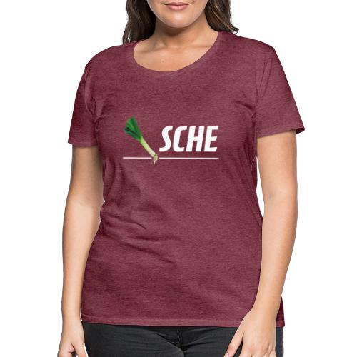PORRESCHE - Dame premium T-shirt