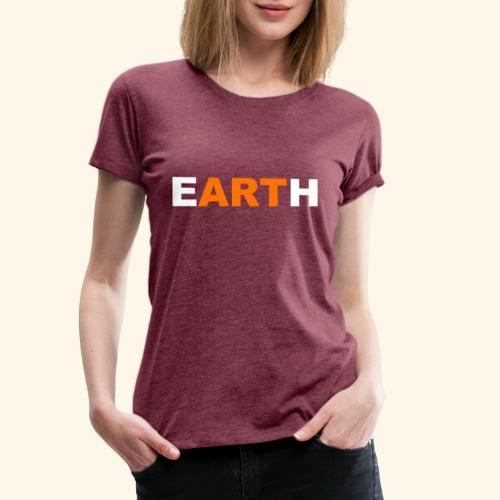 eARTh - Premium-T-shirt dam
