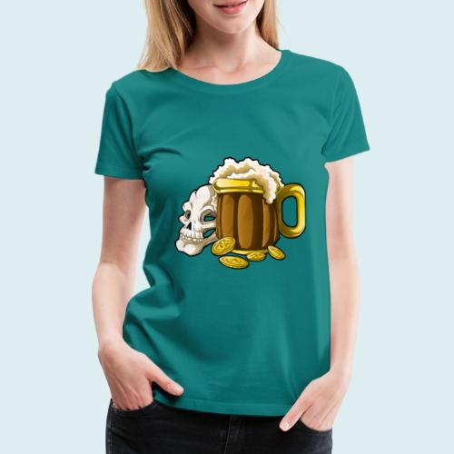 beer - Maglietta Premium da donna
