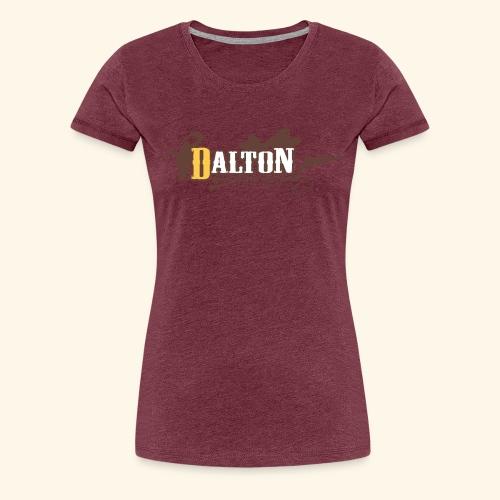 Dalton Crew Logo - T-shirt Premium Femme
