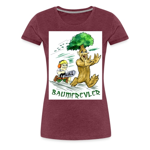 spsrunaway - Frauen Premium T-Shirt