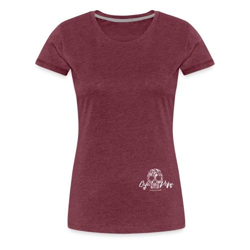 cdv01w - Frauen Premium T-Shirt